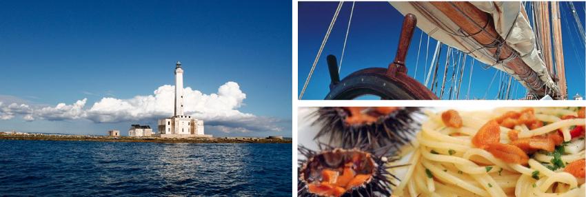 salento nautica - escursioni in barca isola sant'andrea - gallipoli