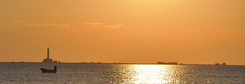 tramonti dorati