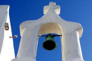 Gallipoli - Campanile nel Centro storico
